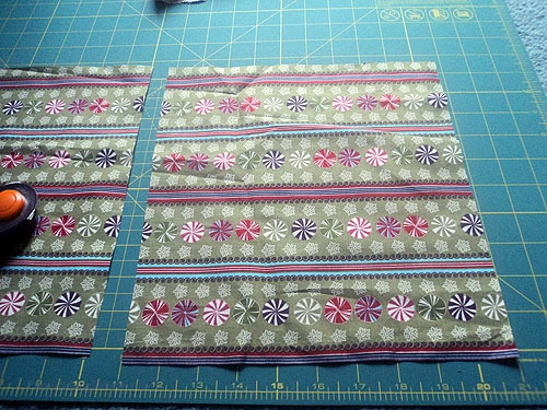 Fabric Gift Bag tutorial001