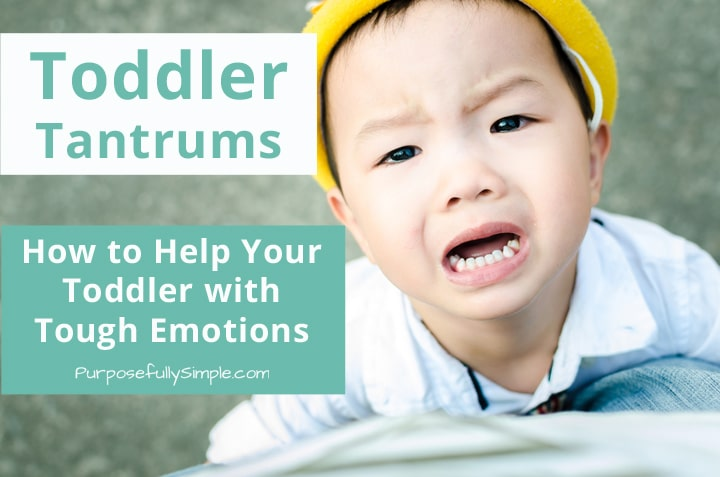 Find out how to use respectful parenting techniques to deal with frustrating toddler tantrums. These gentle parenting tricks will help the whole family!