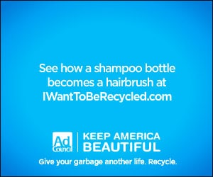 Ad Council Recycling